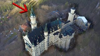 Disney Castle in REAL LIFE! - Neuschwanstein Palace