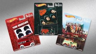 2017 Beatles Hot Wheels Series
