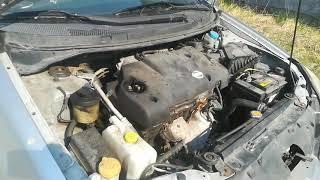 Car For Parts - Nissan PRIMERA 2003 1.8L 85kW Gasoline