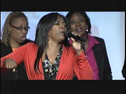 Jasmin Sculark- FBCG 2012 Women's Conference - Part 1