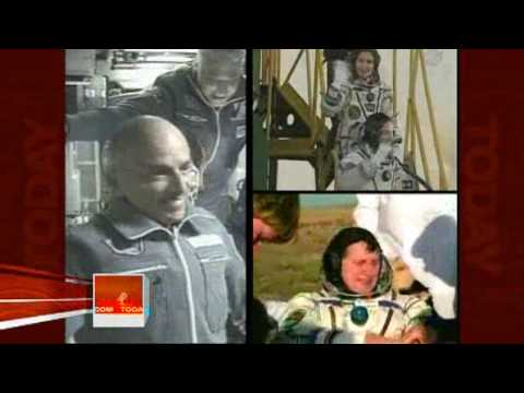 Today Show video Turning space tourism into reality