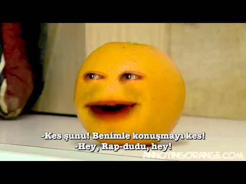 Gıcık Portakal Rap – Ahu Dudu Annoying Orange