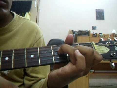 Atif Aslam - Gulabi Aankhen Acoustic guitar tutorial