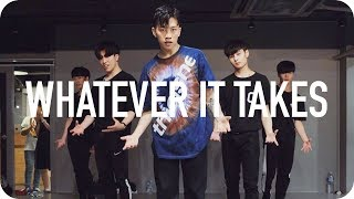 Download Lagu Whatever It Takes - Imagine Dragons / Jinwoo Yoon Choreography Gratis STAFABAND