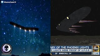 Actor Kurt Russell Shares Incredible Phoenix Lights UFO Experience (Video)