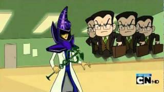 Mad-Cartoon network-Greys In Anime