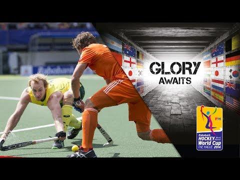 Australia Vs Netherlands - Men's Rabobank Hockey World Cup 2014 Hague Final [15/6/2014]
