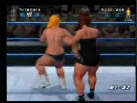 nightmare vs bobbi sue SVR 2006 caw
