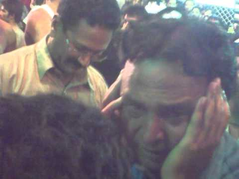 Habib Rafiqe Noha Ay Chand Muharram Ke Live Chinot Bazar Faisalabad 2012 Jaloos Chand Rat Muharram video