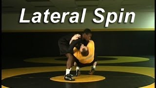 Wrestling Moves KOLAT.COM Russian to Lateral Spin