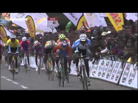 Tour Cycliste du Rwanda 2014 - étape 5 : Rubavu / Nyanza - TV5MONDE