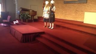 2017.02.02- MACS HS Bible/Speech Festival-Katie & Riley
