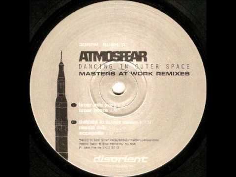 Atmosfear - Dancing In Outer Space (MAW Lunar Mix Part 1)