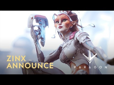 Paragon - Zinx Announce (Available July 18)