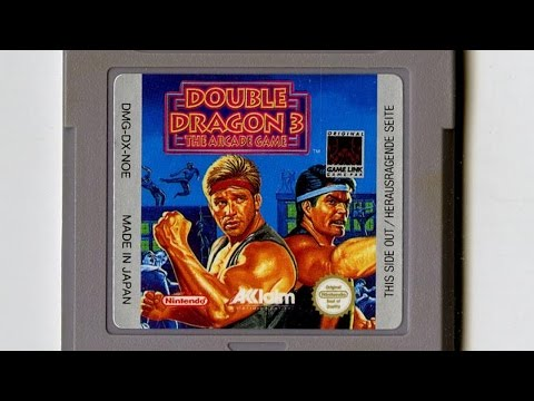 Classic Game Room - DOUBLE DRAGON 3 review for Game Boy