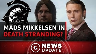 Is Mads Mikkelsen in Death Stranding? - GS News Update