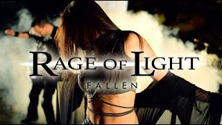 RAGE OF LIGHT - Fallen (Official Video) | Napalm Records