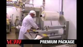 Snack Stick Packaging at Thrushwood VC999 RS420 Compact rollstock thermoformer Save up to 70 Per