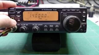 Kenwood TS 50S con problemas de display y bateria de litio