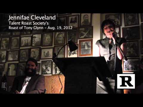 Jennifae Cleveland Roasts Tony Glynn - UNCENSORED