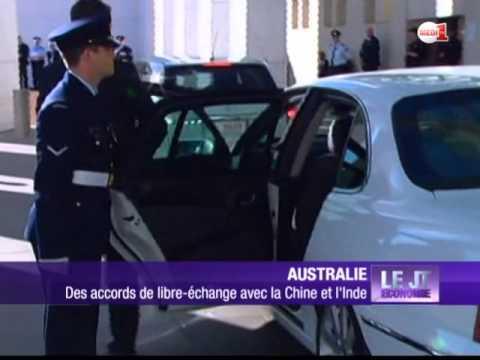 Le JT Economie de Medi1TV- Mercredi 19 Novembre 2014