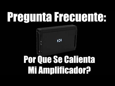 Pregunta Frecuente: Por Que Se Calienta Mi Amplificador?