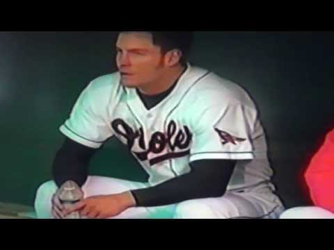 Brady Anderson Hits 50 Home Runs Leadoff Hitter Baltimore Orioles