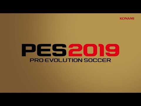 PES 2019 E3 Trailer ( PS4 / PC / XBOX ONE ) HD 1080p
