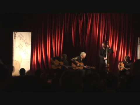Waltons Guitar Festival of Ireland 2008: Joscho Stephan Trio&Tommy Emmanuel in Dublin