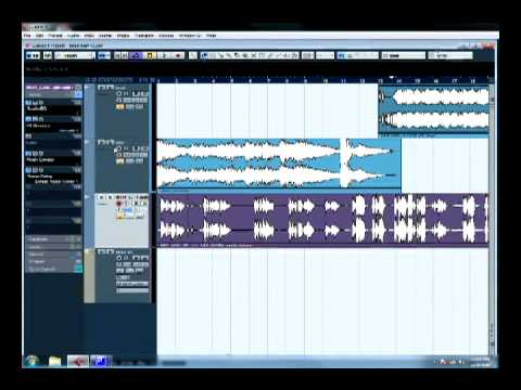 Autotune Remixing Tutorial with Cubase 5 [Double Rainbow Style]