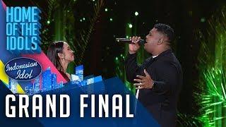 Download lagu LYODRA X ANDMESH - JANGAN RUBAH TAKDIRKU - GRAND FINAL - Indonesian Idol 2020