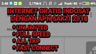 Cara Internet Gratis Indosat Terbaru 2018 Unlimited Videourl De