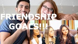 Download Lagu LITTLE MIX'S FRIENDSHIP (REACTION) Gratis STAFABAND