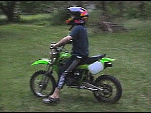 2002 Kawasaki KX 60 Dirtbike