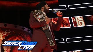 Jinder Mahal has strong words for Randy Orton and America: SmackDown LIVE, July 4, 2017