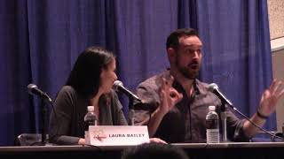 Critical Role panel with Laura Bailey & Travis Willingham at SacAnime 2018 [Spoilers C1E115]