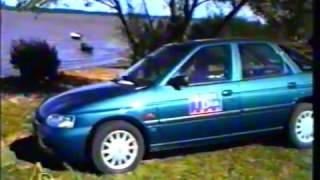 FORD ESCORT CLX 1.8 D (1997) TEST. AUTO AL DÍA.