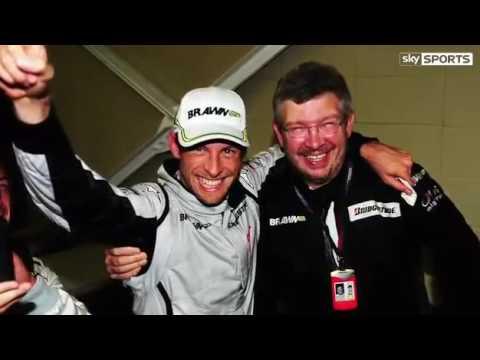 F1 2016 Austrian GP: Martin Brundle Meets Ross Brawn
