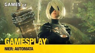 GamesPlay: Nier Automata