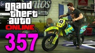 Grand Theft Auto 5 Multiplayer - Part 357 - Custom Sanchez (GTA Online Gameplay)