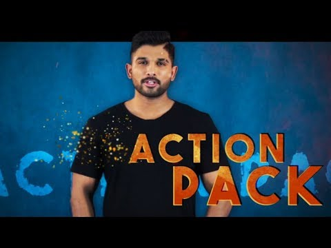 Stylish Star Allu Arjun On HBO | Action Time With Stylish Star | Naa Peru Surya Naa Illu India