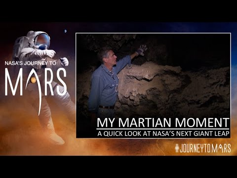 My Martian Moment: Dr. Chris McKay, Perchlorates on Mars
