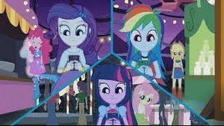 ♫ Un Dia Perfecto Para la Diversion ♫ || MLP: EG-Rainbow Rocks