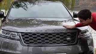 Range Rover Velar - Sau cum să dai 110.000 de euro - Cavaleria.ro