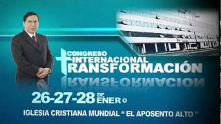 Congreso Internacional TRANSFORMACION 2012
