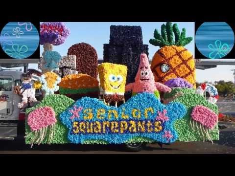 Santa Clara High School Senior Float 2013