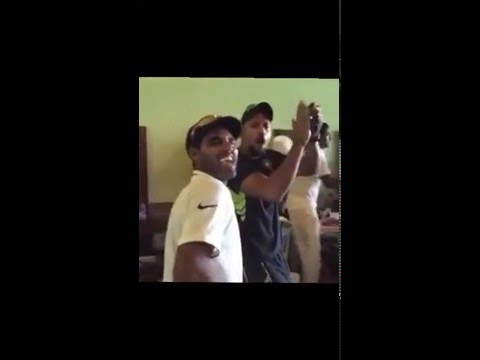 VIDEO: Team India's dressing room post series win against Sri Lanka