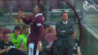 Lafferty scores a cracker for Hearts