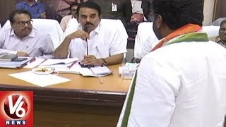 Mahbubnagar ZP Meeting: Opposition Leaders Questions Minister Jupally Krishna Rao