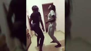 Yasmina et ses video danse hall